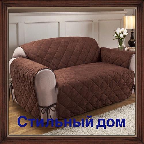 Накидки на диван фото